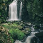 Lumsdale Falls by riotphoto