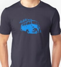vw volkswagen bus aircooled T-Shirt