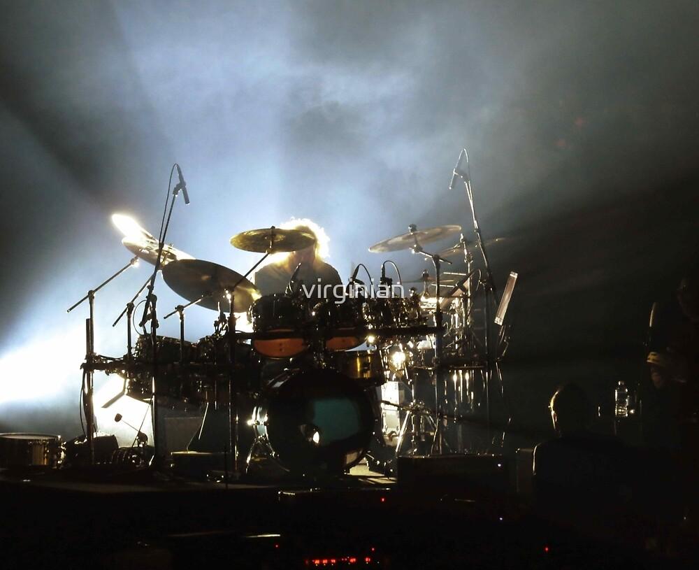 Tal Bergman/Joe Bonamassa's drummer by virginian