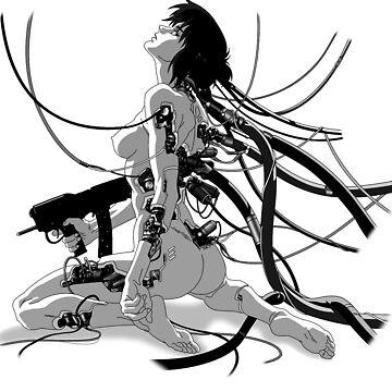 Kusanagi by N1V3K