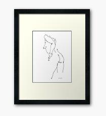 Nude Woman Art 10 Framed Print