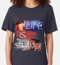 Strange-3 Slim Fit T-Shirt