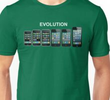 iPhone Evolution Unisex T-Shirt