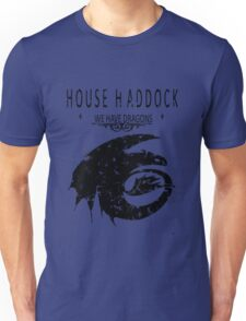 "HTTYD ""House Haddock"" Graphic Tee Unisex T-Shirt"
