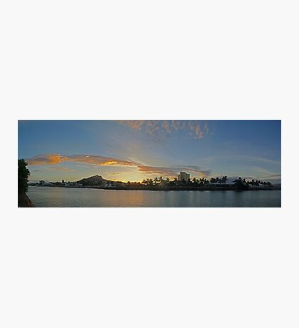 Townsville Sunset Photographic Print