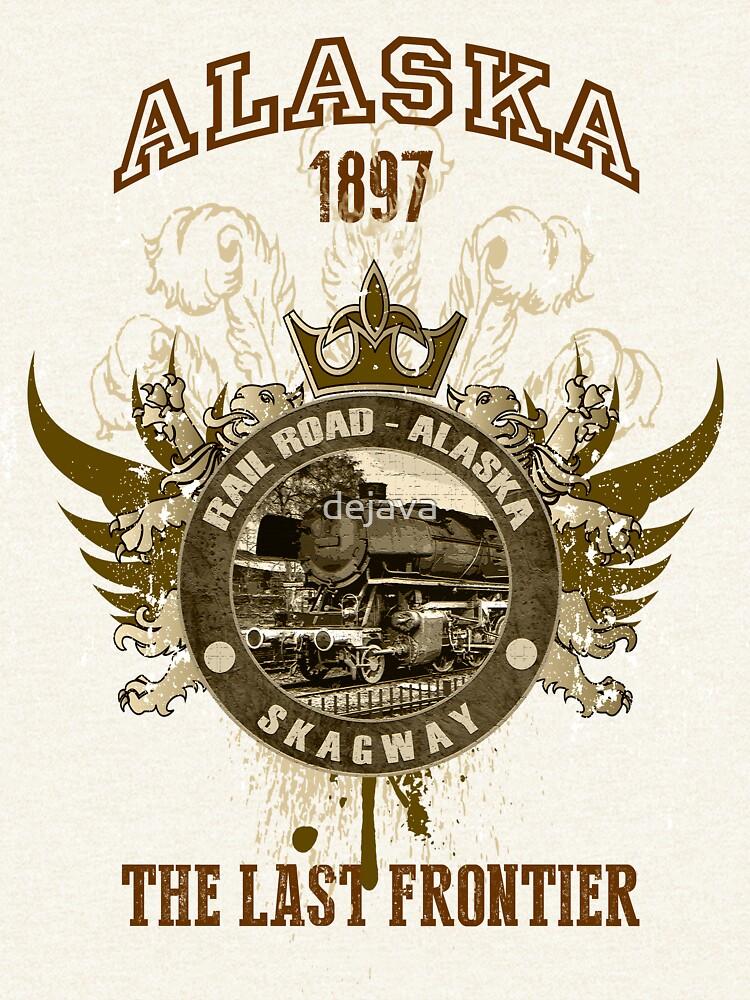 Skagway Alaska 1897 von dejava