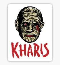 KHARIS - The Mummy!!! Sticker