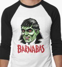 BARNABAS - Dark Shadows Men's Baseball ¾ T-Shirt
