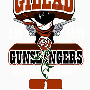 Gilead Gunslingers by johnmarinville