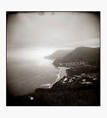 { vague skies } Photographic Print