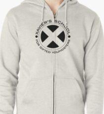 Xavier's School Zipped Hoodie