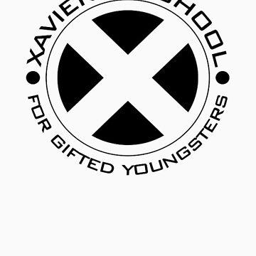Xavier's School by greenlong87