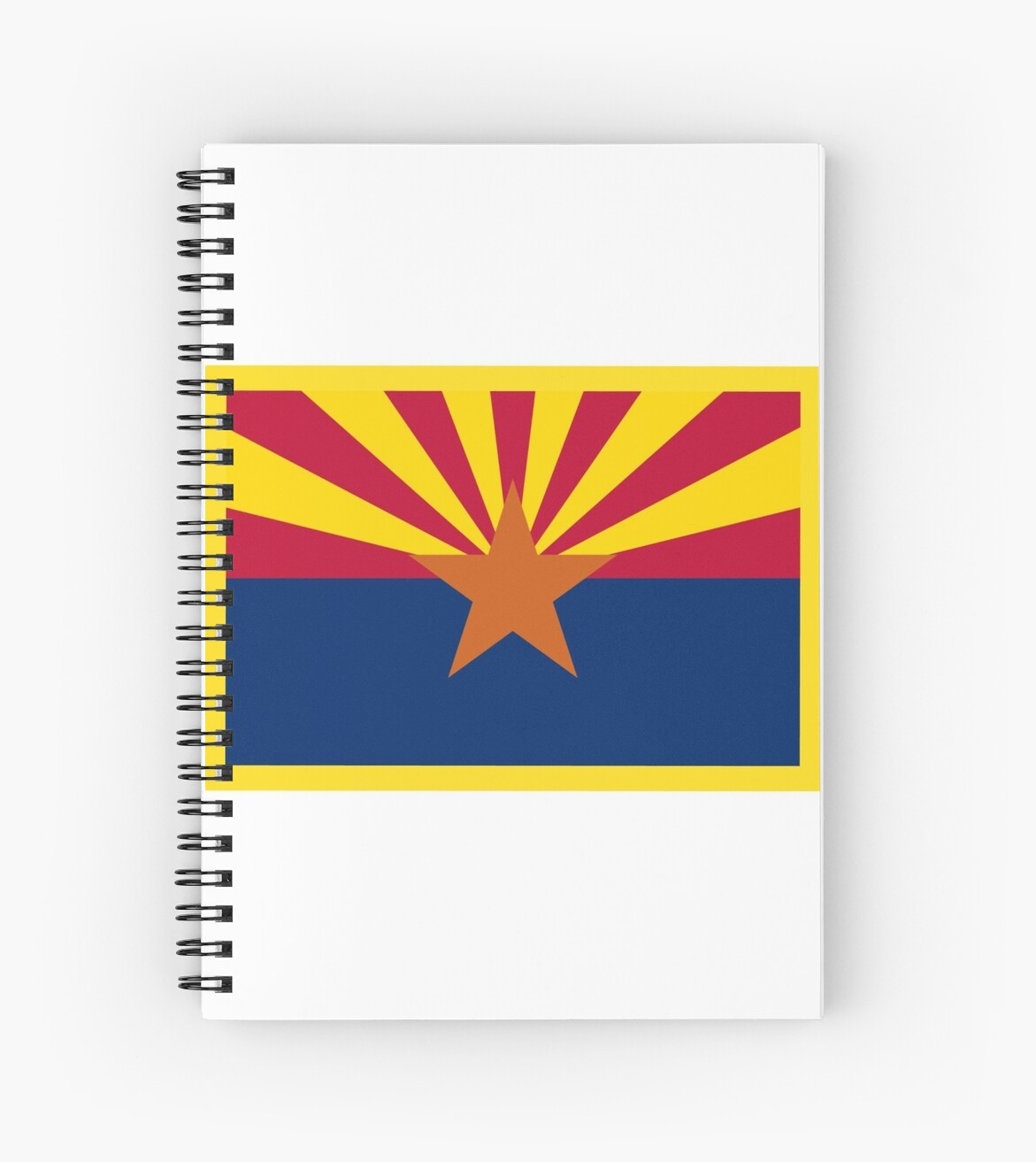 Arizona Flag by NeedThreads