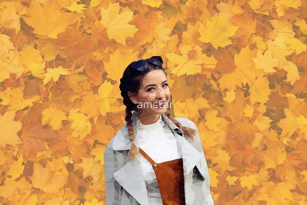Zoella Fall by amstar