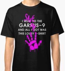 Garrus-9 lousy t-shirt Save me Classic T-Shirt
