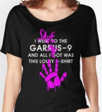 Garrus-9 lousy t-shirt Save me Women's Relaxed Fit T-Shirt