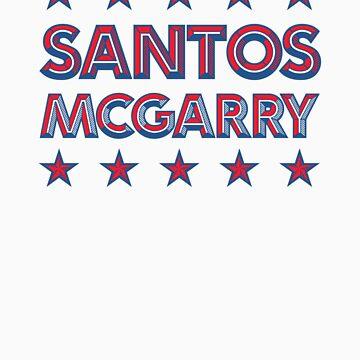 Santos McGarry by samkrauser