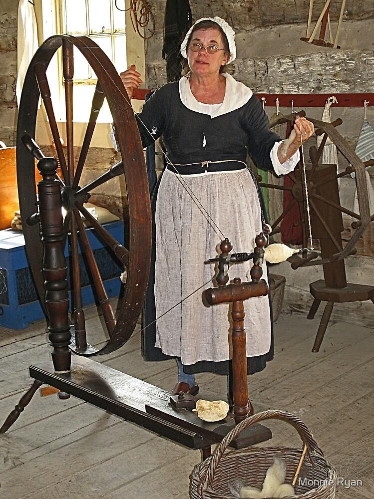 Spinning a Yarn by Monnie Ryan