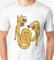 CatDawg - Coloured Unisex T-Shirt