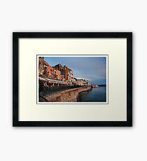 Ortigia 01 Framed Print