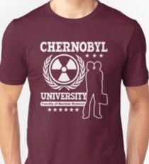 Chernobyl University T-Shirts and Hoodies T-Shirt