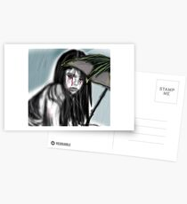 sultry  Postcards