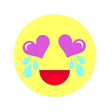 Fangirl Emoji by sprinkleofmia