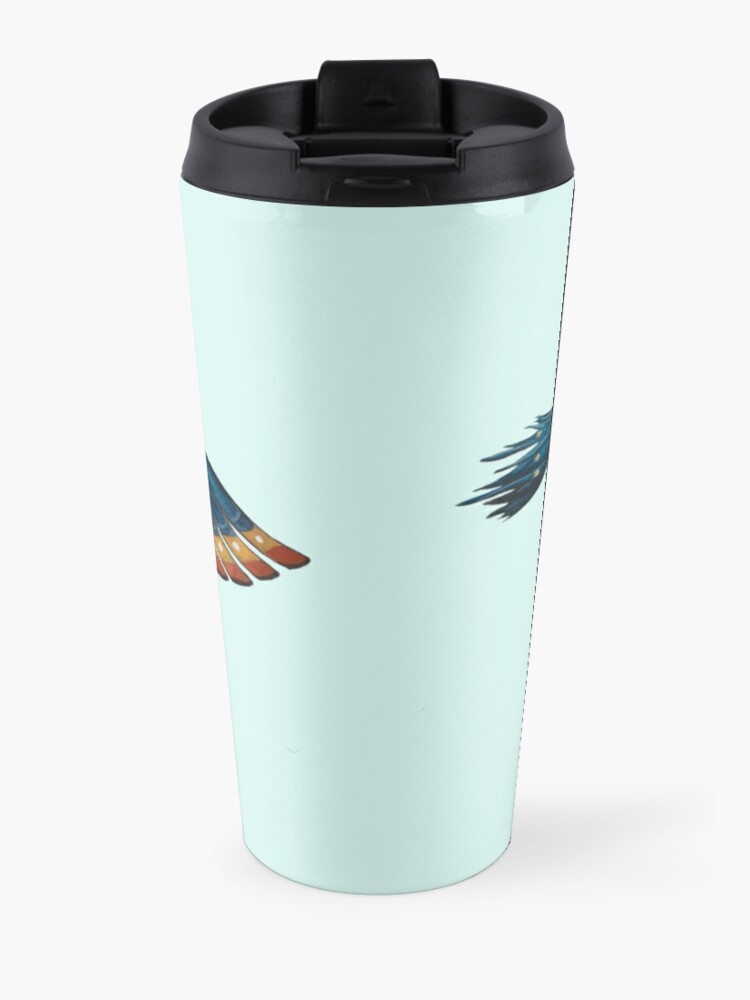 Alternate view of Thunderbird Travel Mug