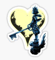 Sora's Kingdom Sticker