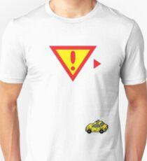 Onett Warning - Taxi T-Shirt