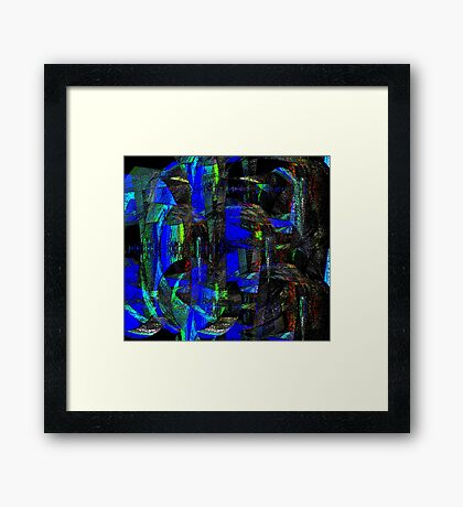 Sea Journey Framed Print