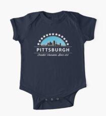 Pittsburgh Pennsylvania Freaking Awesome Since 1816 Kurzärmeliger Einteiler