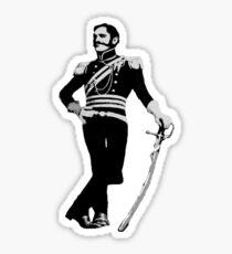Flashman Tee Sticker