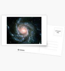 Whirlpool Galaxy Original | Fresh Universe Postcards
