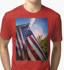 Home of the Brave Tri-blend T-Shirt