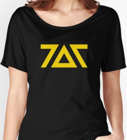 The Logo Shirt Women's Relaxed Fit T-Shirt