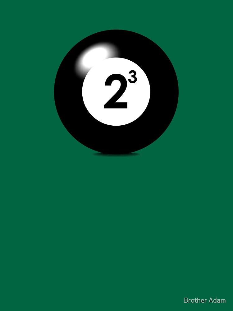 Eight Ball by atartist