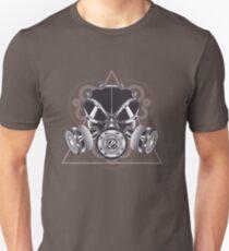 Gasmask Unisex T-Shirt