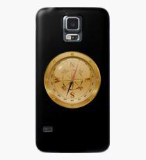 Golden Compass - Steampunk Case/Skin for Samsung Galaxy