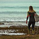 Lady Surfer 1 by mspfoto