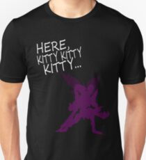 Here Kitty Unisex T-Shirt