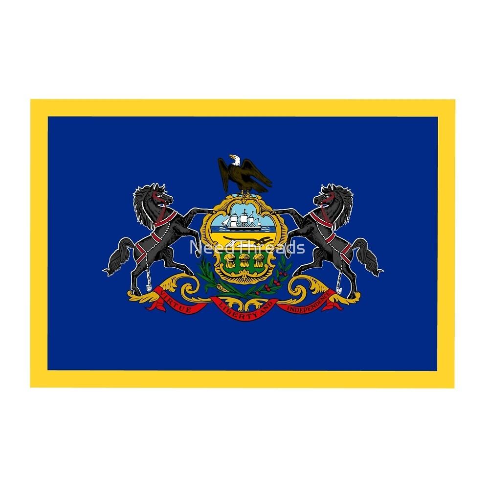 Pennsylvania Flag by NeedThreads