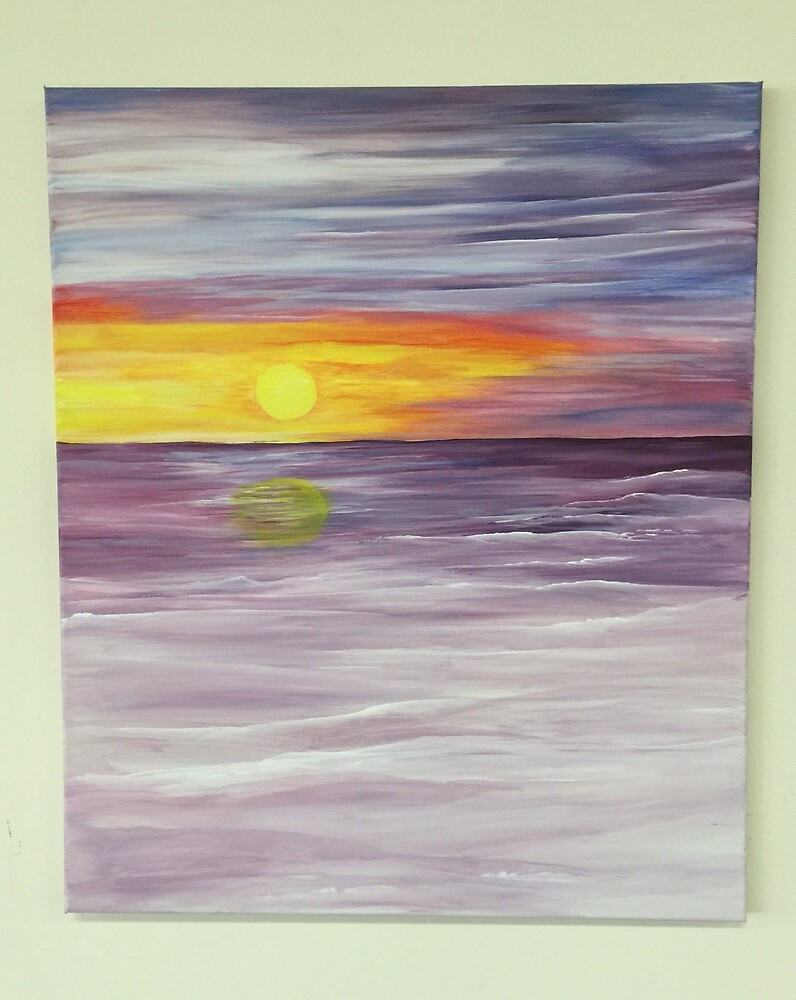 Barrie's Beach by Mandy777