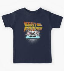 Best Friends - Back To The Future Kids Clothes