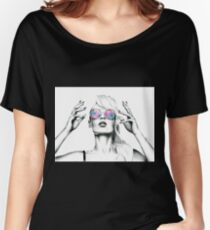 Iggy Azalea 2 Women's Relaxed Fit T-Shirt