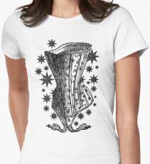 Starry Night Corset Tee T-Shirt
