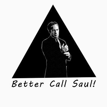 Saul Goodman by odb9088