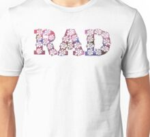 RAD FLOWERS Unisex T-Shirt