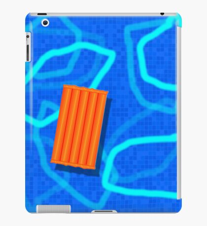Summer Calling iPad Case/Skin