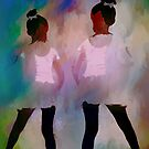 Dancing With My Friend by CarolM